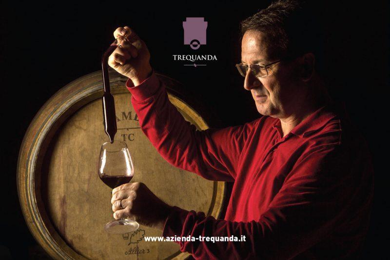 cartoline Trequanda vino