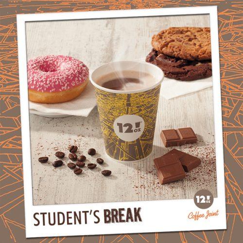 promo students break