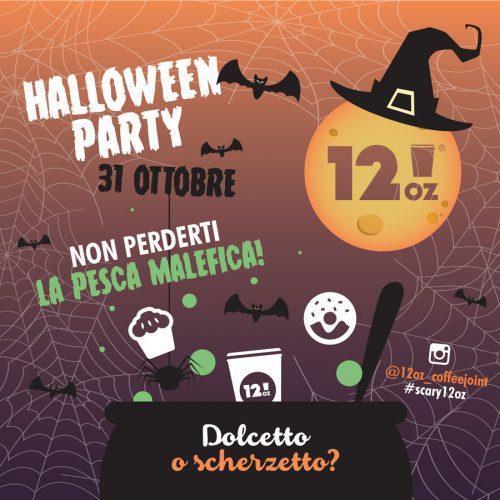 evento per halloween