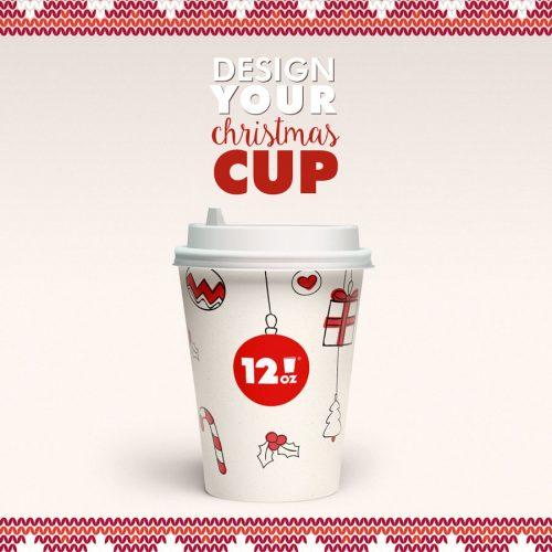 promo christmas cup