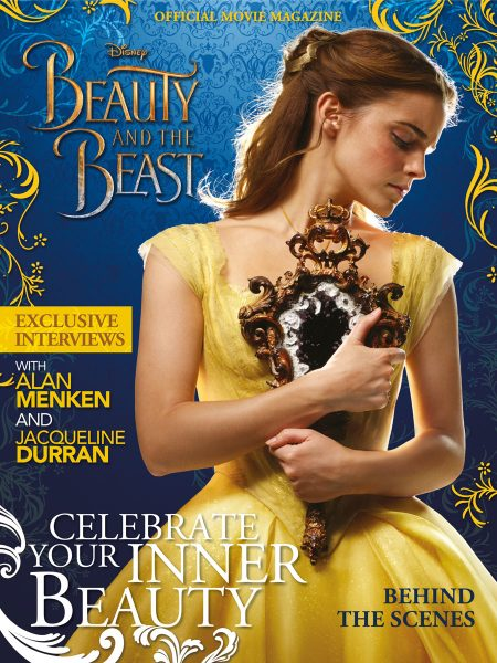Magazine Disney Publishing, La Bella e la Bestia in copertina