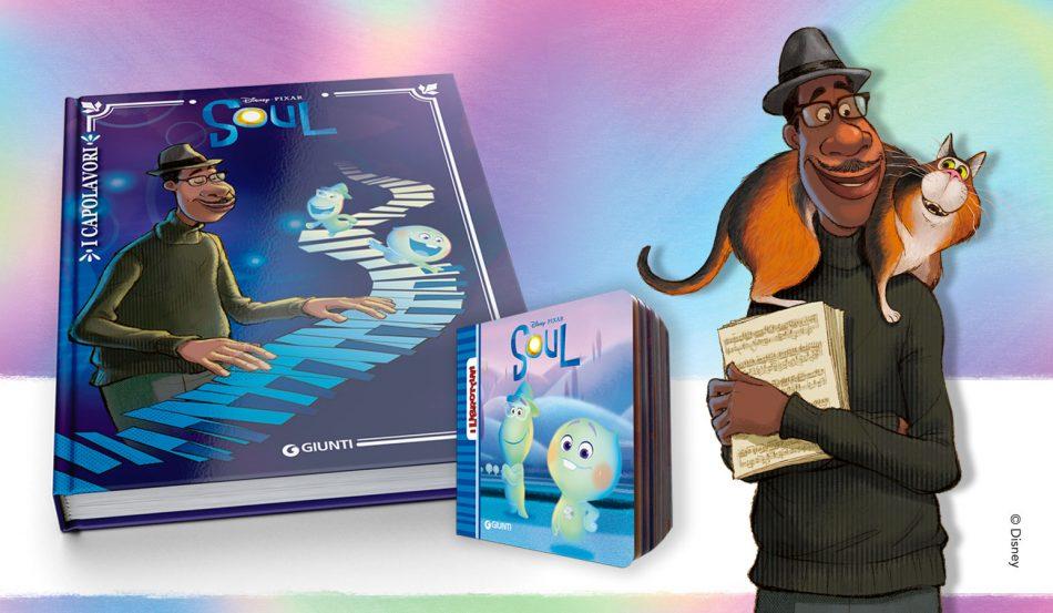 Nuovo cartone che fa pensare della Disney: SOUL